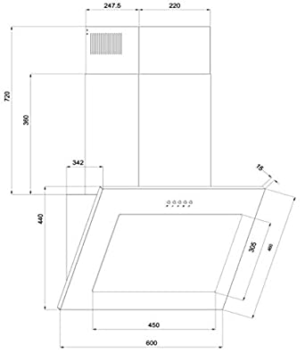 in cm B//T//H Hochschrank in weiss-rot; Ma/ße 30 x 32 x 170