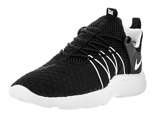 Nike Women's Darwin Black/Black White Casual Shoe 6.5 Women US (Nike Sneakers Women Presto compare prices)