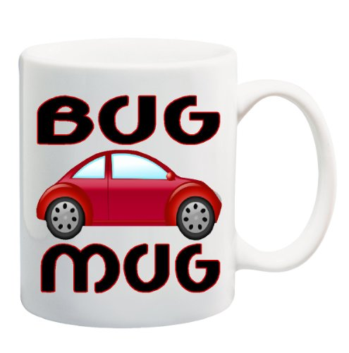 Bug Mug Mug Cup - 11 Ounces