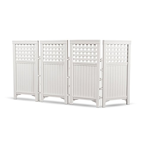 Suncast FS4423 Outdoor Screen Enclosure (Lattice Panels compare prices)
