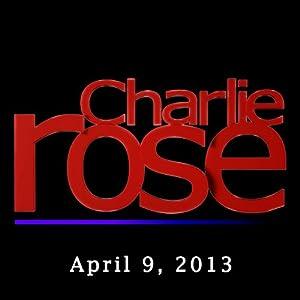 Charlie Rose: Mark Mazzetti and David Carr, April 9, 2013 Radio/TV Program