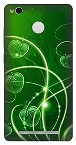 A Marc Inc. Back Cover for Xiaomi Redmi 3S