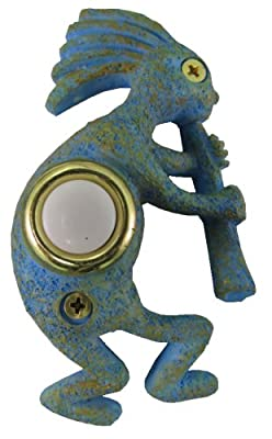 Company's Coming DBP-003 Kokopelli Painted Doorbell Cover