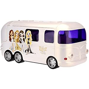 Barbie Tour Bus Games