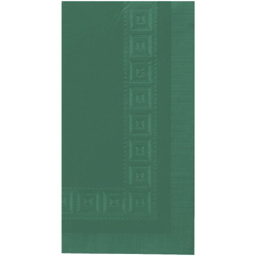 Forest Green Lined Tablecover