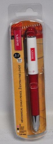 BOHIN Extra Fine Chalk Pencils 3 in 1 (Bohin Extra Fine Chalk Pencil compare prices)