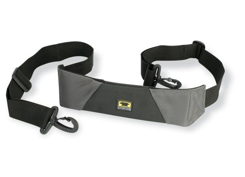 Mountainsmith Haulin' Padded Shoulder Strap, Charcoal