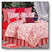 Prewashed Reversible, Luxury Oversized Quilt Set