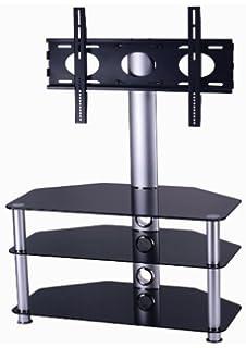 table verre pour tele. Black Bedroom Furniture Sets. Home Design Ideas