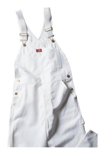 dickies-mens-painters-bib-overall-white-30x30