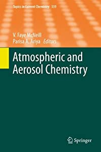 Atmospheric and Aerosol Chemistry [electronic resource] / [delta]