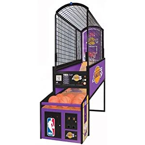 NBA Hoops Basketball Game NBA Team: Los Angeles Lakers by ICE