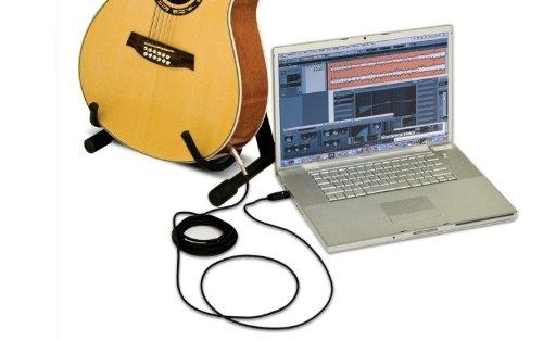 Alesis 1801271 USB Cavo per chitarra LUB3