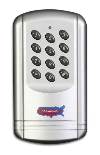 Usautomatic Sentry Wireless Keypad For Sentry Gate Openers