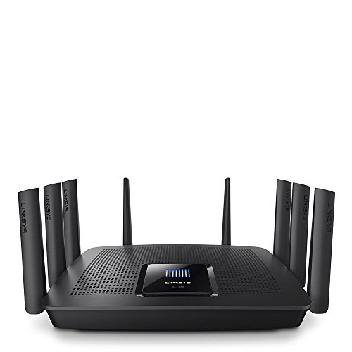 Linksys AC5400 Tri Band Wireless Router (Max Stream EA9500) (Ac Tri Band Router compare prices)