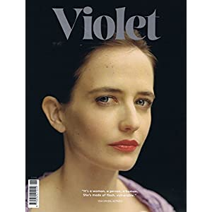 Violet 表紙画像