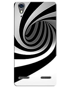 FurnishFantasy 3D Printed Designer Back Case Cover for Lenovo A6010