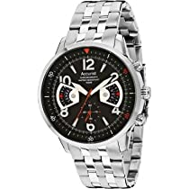 Accurist MB1020B Mens Acctiv Chronograph Black Watch