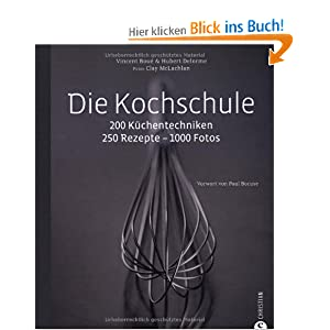 Kochschule buch  Miesmuscheln Die Kochschule 200 Küchentechniken – 250 Rezepte ...