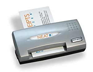 NeatReceipts Neat Business Cards Mobile Full Color Card Reader/Scanner