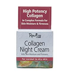 Reviva Collagen Night Cream, 42g