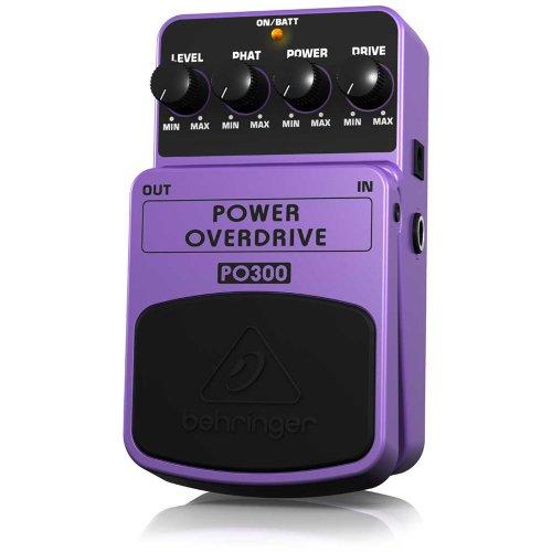 Behringer Po300 Ultimate Power Overdrive