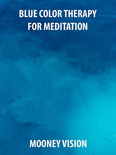 Blue Color Therapy For Meditation