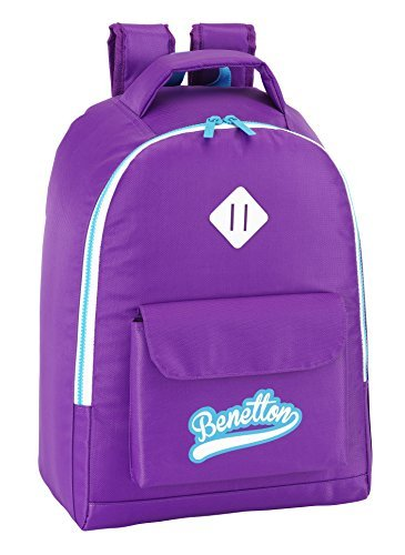ucb-united-colors-of-benetton-violet-backpack-32-cm-x-16-cm-x-43-cm-by-benetton