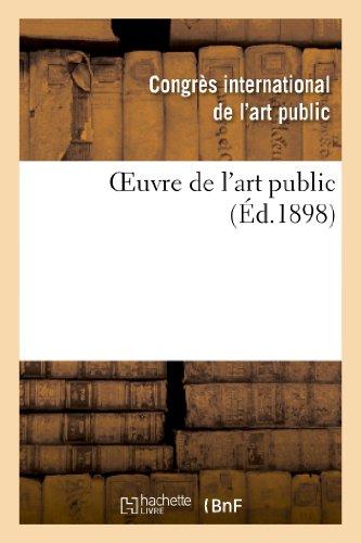 Oeuvre de L'Art Public (Arts)