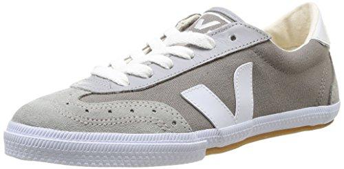 Veja  Volley,  Sneaker uomo Grigio Gris (Grey White) 46