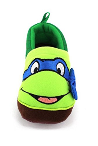 Tmnt Ninja Turtles Toddler Leonardo S - XXL Slippers