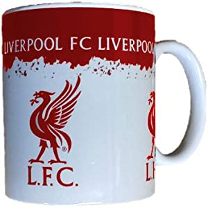 Liverpool FC Splatter Mug by Forever Collectables