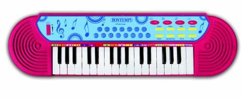 Bontempi - MK 3140 - Instrument de Musique - Clavier Électronique 32 Touches