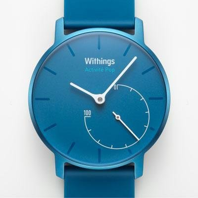 Withings Activity Pop Watch, Azure