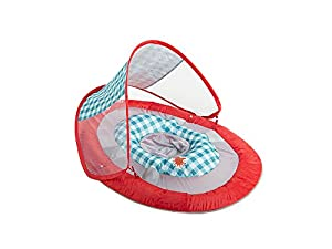 Baby Spring Float Sun Canopy, Colors May Vary