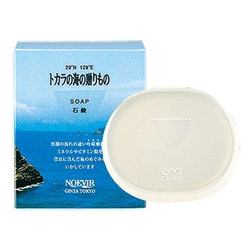 ノエビア トカラの海の石鹸 M 110g
