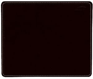 Speedlink Notary Soft Touch Mauspad (elegante Lederoptik, weiche Oberfläche, genähter Rand)