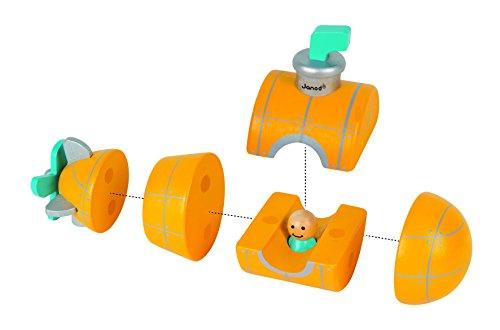 Janod Submarine Magnet Kit