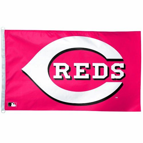 MLB Cincinnati Reds 3-by-5 Foot Flag