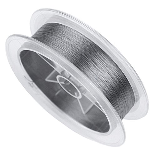 Ezyoutdoor Super Strong Braided Line PE Fishing Line 100M 80LBS Grey (Fish Space Pen compare prices)