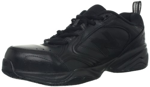 New Balance Men's MID627 Steel Toe Work Shoe,Black,13 4E US (Extra Wide Steel Toe Shoe compare prices)