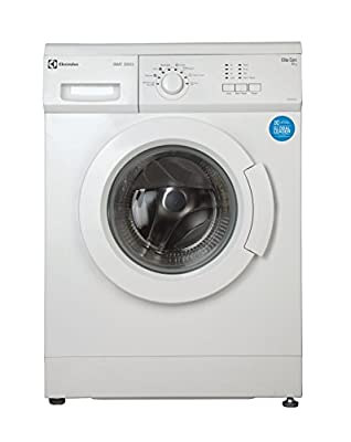 Electrolux EF60ERWH Fully-automatic Front-loading Washing Machine (6 Kg, White)