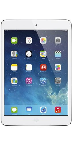 Apple iPad Mini 16GB Wi-Fi (White) Black Friday & Cyber Monday 2014