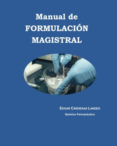 Manual de FORMULACION MAGISTRAL