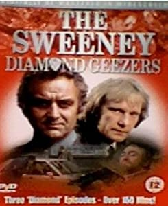 The Sweeney - (Diamond Geezers) : Poppy/I Want The Man/One Of Your Own (DVD) (1975/1978)