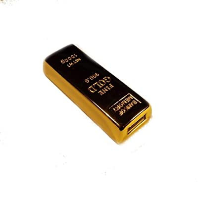 Goldbarren USB Stick 4GB - 16GB
