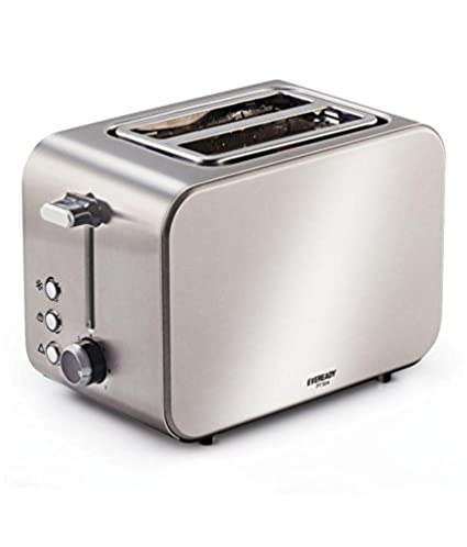 Eveready PT104 825W Pop Up Toaster