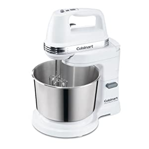 Cuisinart HSM-70 Power Advantage 7-Speed Handheld/Stand Mixer