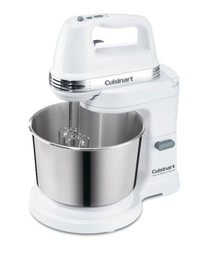 Cuisinart HSM-70 Power Advantage 7-Speed Handheld/Stand Mixer Promo Offer