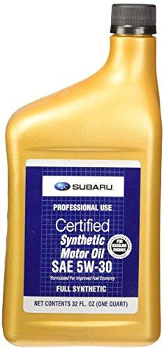 Genuine Subaru SOA427V1410 Motor Oil (Subaru Motor Oil compare prices)